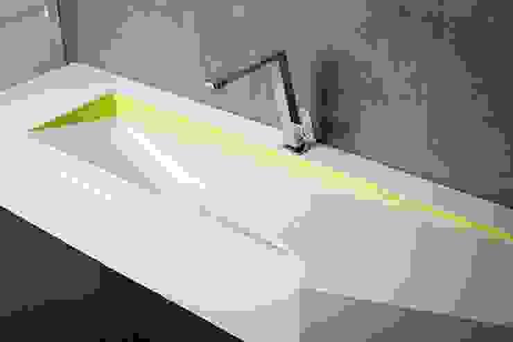 Nietypowe umywalki od Luxum od Luxum Nowoczesny
