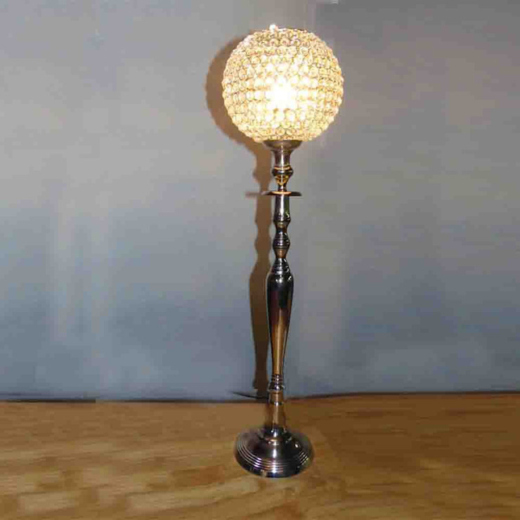 Crystal Ball Lamp by M4design