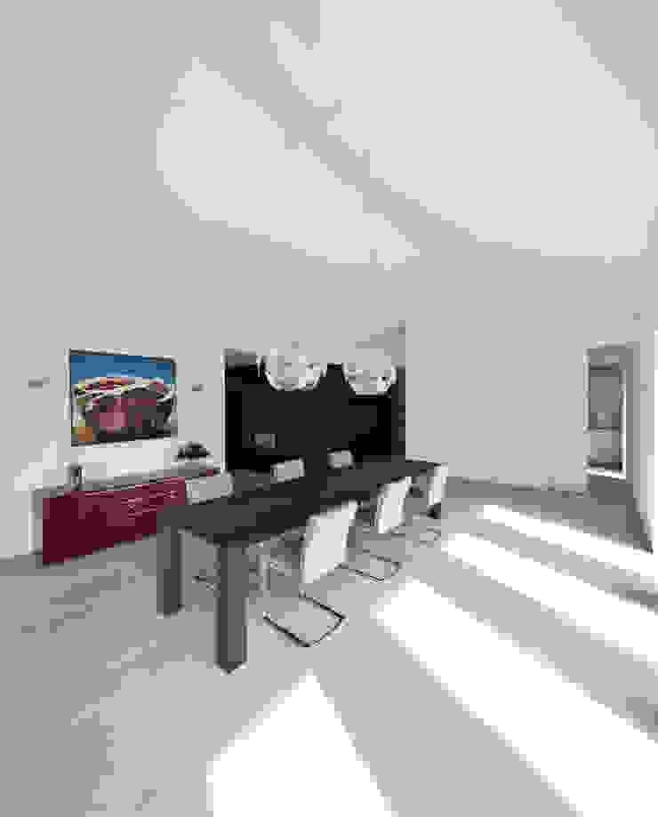 Haus SLM Moderne Esszimmer von archequipe Modern