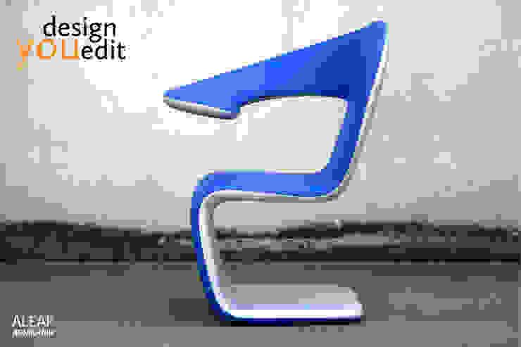 Aleaf armchair di Laura Modoni Moderno