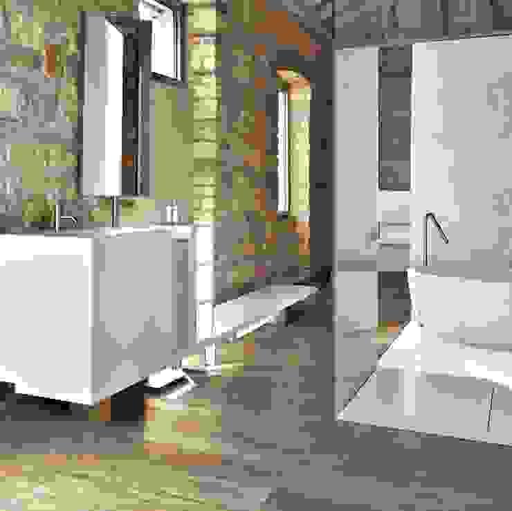 Styletech Modern Banyo Plaza Yapı Malzemeleri Modern