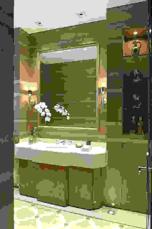 Residenza privata - Palm Beach, Florida - Guest bathroom di Ti Effe Esse Interiors Moderno