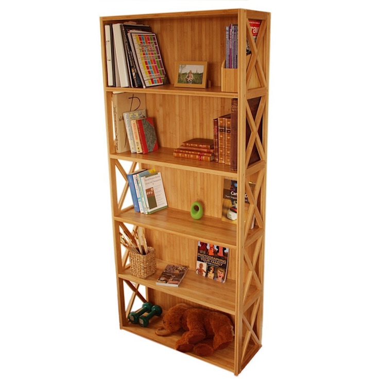 Bookcase: asian  by Woodquail, Asian
