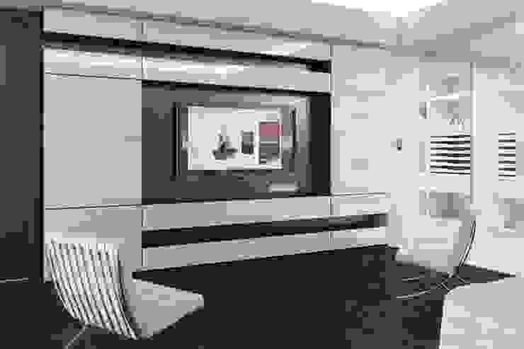 Schlafzimmer Moderne Wohnzimmer von archlab.de Modern