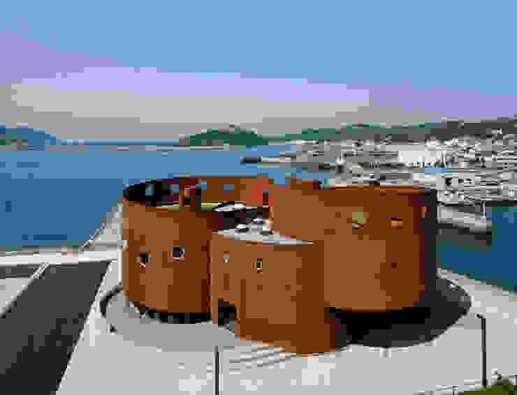 Looptecture F. の 遠藤秀平建築研究所/Endo Shuhei Architect Institute オリジナル