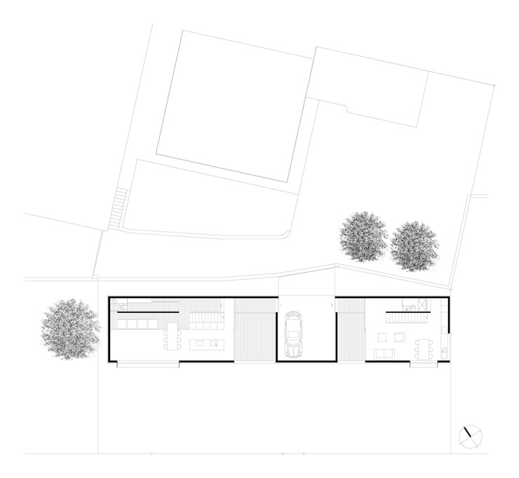 case Bircat di Cattaneo Brindelli architetti associati