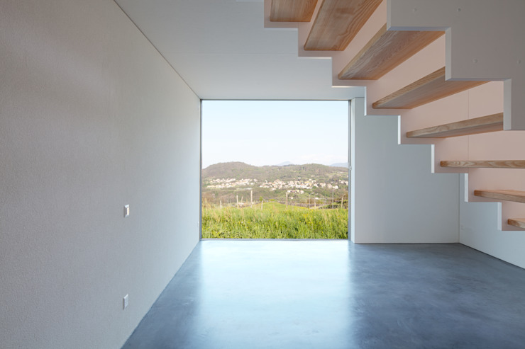 Minimalist windows & doors by Cattaneo Brindelli architetti associati Minimalist