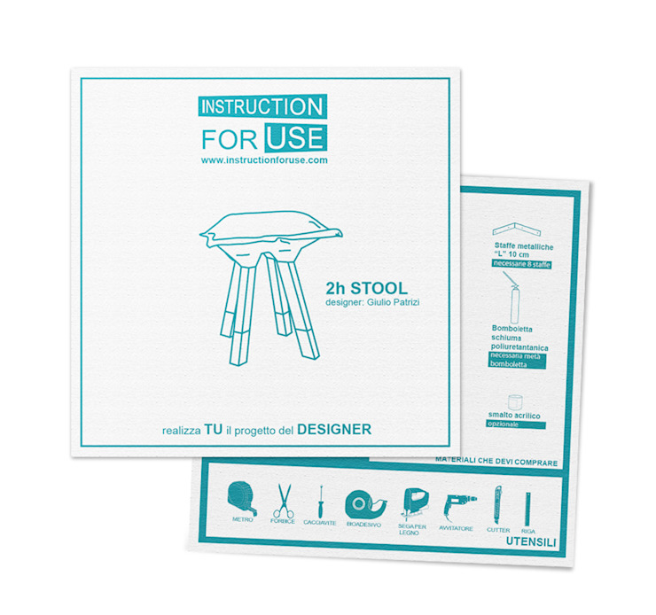 2h Stool di IFU Instruction For Use