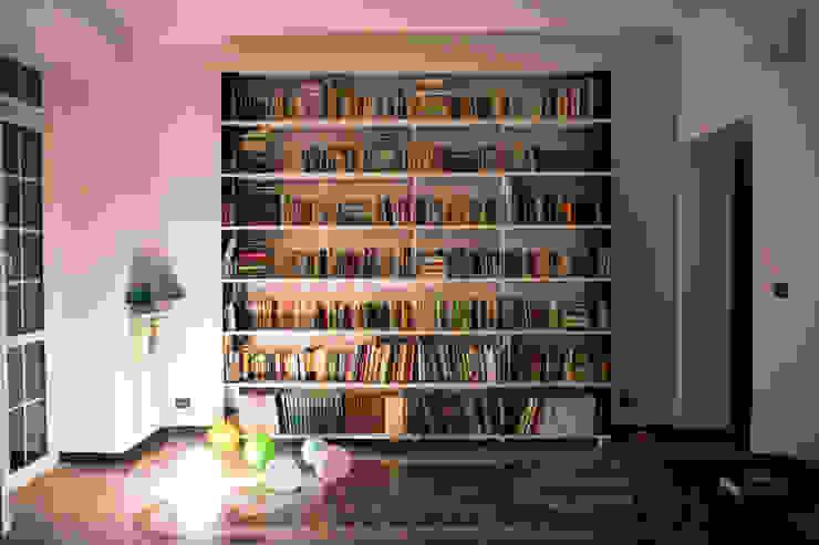Modular bookcase SKAFFA Piarotto.com - Mobilie snc Modern Living Room