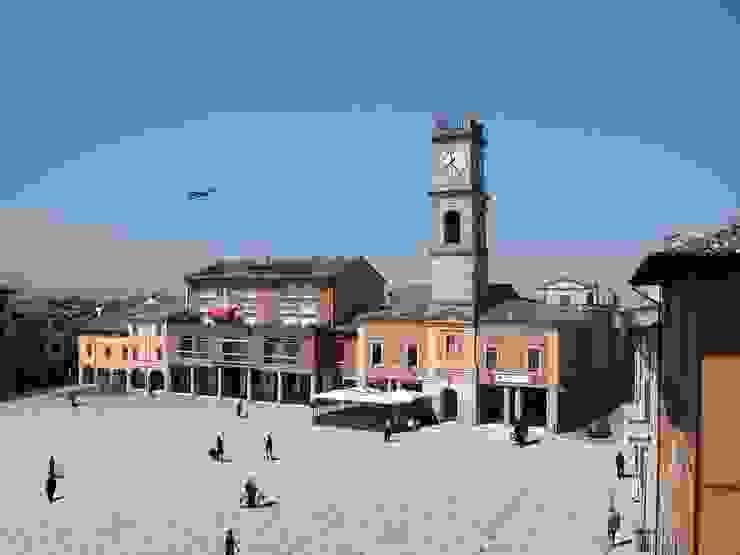 Piazza Garibaldi di Rudi Ulivi Architetto Moderno
