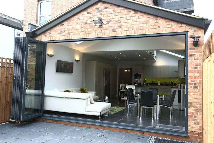 Single Storey Extension, Roxborough Rd II London Building Renovation Modern houses