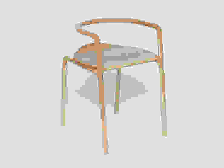 Chair Funambule par Loïc Bard Minimaliste