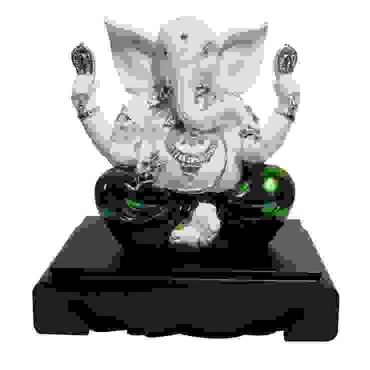 Religious Hindu God Ganesha Idol: asian  by M4design,Asian