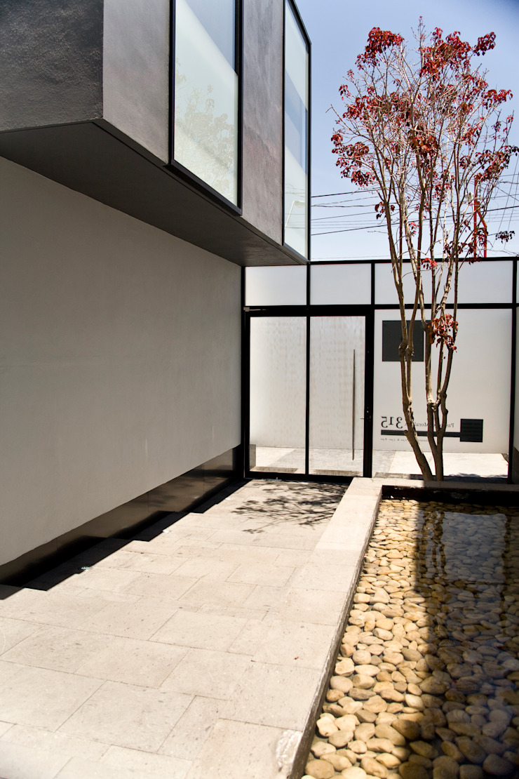 by Taller5 Arquitectos