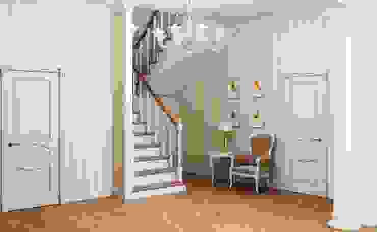 Klasik Koridor, Hol & Merdivenler Студия дизайна 'New Art' Klasik