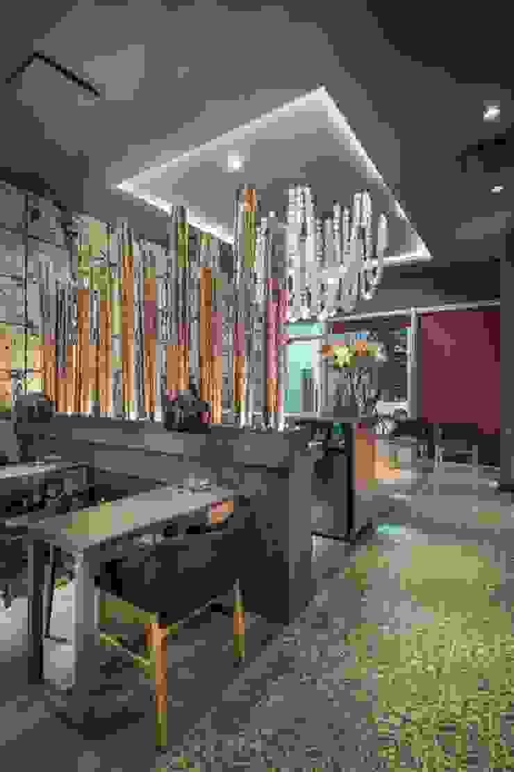 Yo te Cielo, Salon de belleza, Monterrey Espacios comerciales de estilo minimalista de FT Wallmosaic Minimalista