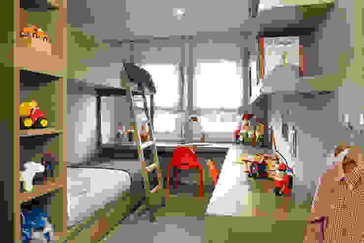 Детская комната в стиле модерн от Molins Design Модерн