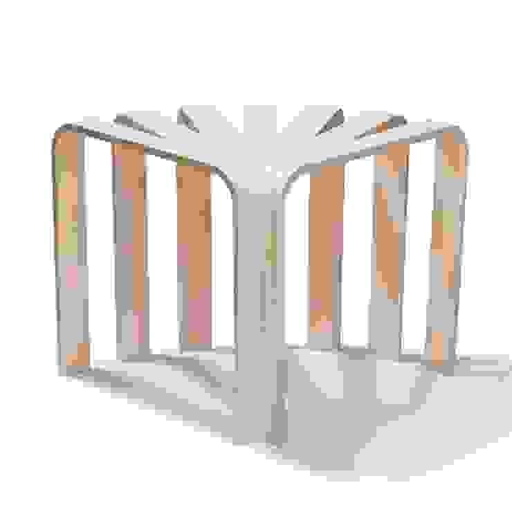Tabouret / table d'appoint FAN par FAIRSENS Moderne