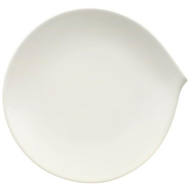 FLOW plate or serving platter FAIRSENS 廚房餐具、陶器與玻璃製品