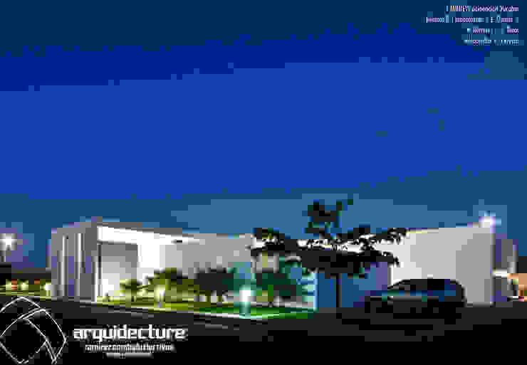 EDIFICIO CANADEVI DELEGACIÓN YUCATÁN. de Grupo Arquidecture