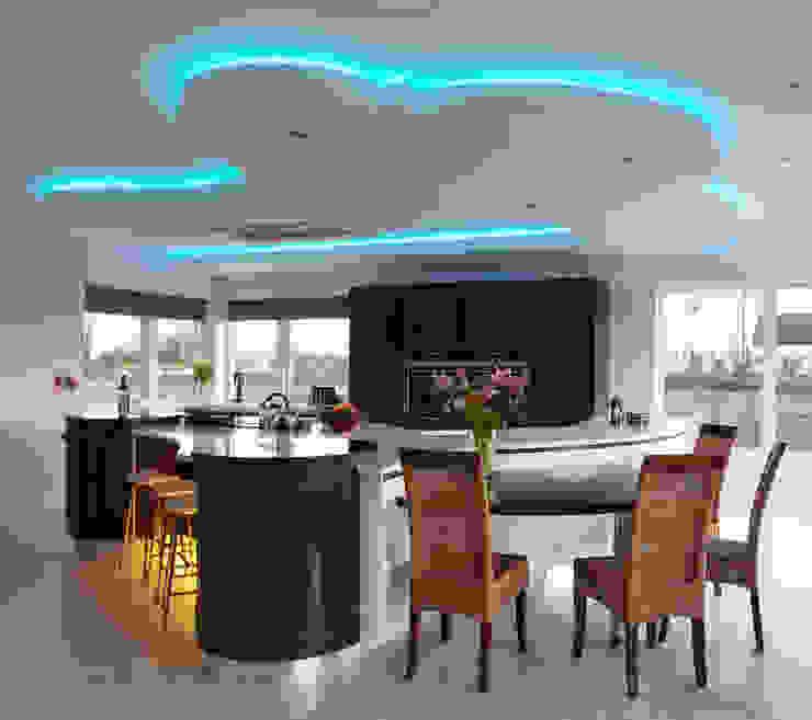 Contemporay Kitchen Ireland Modern kitchen by Designer Kitchen by Morgan Modern