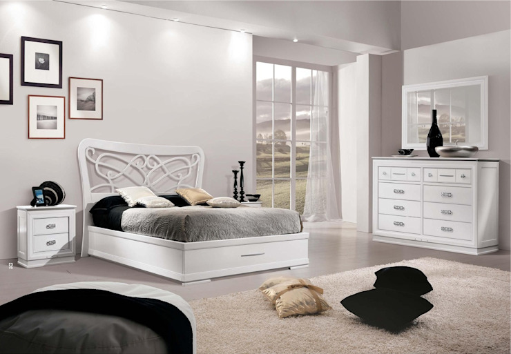 Dream home bed: classic  by Royz Furniture, Classic
