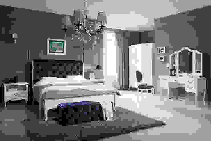 غرفة نوم تنفيذ Royz Furniture,