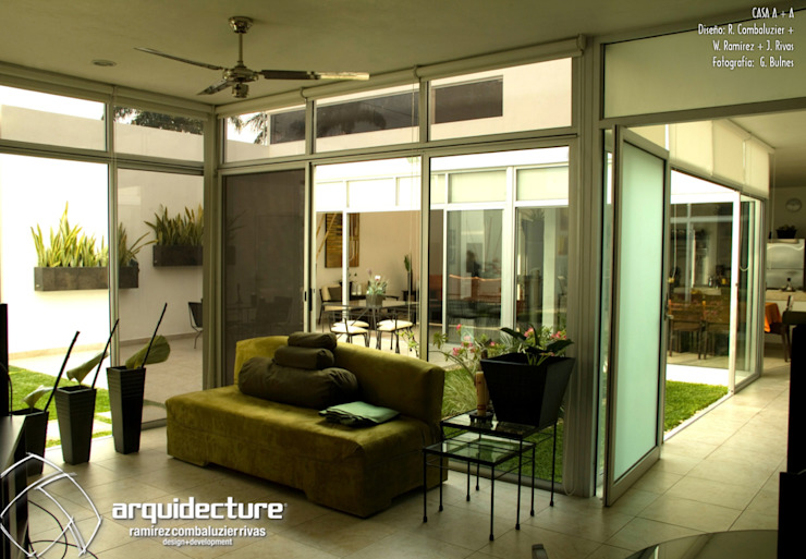 Rooms by Grupo Arquidecture