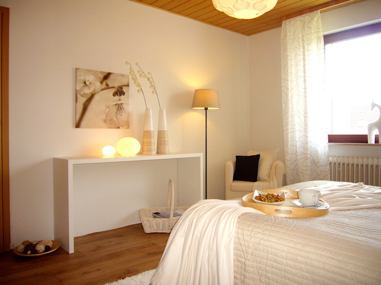 raum² - wir machen wohnen Modern style bedroom