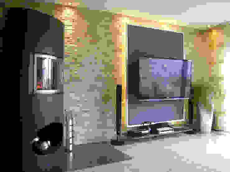 raum² - wir machen wohnen Modern Media Room