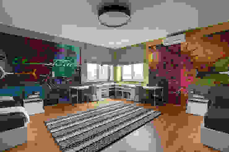 Лофт – декор Детская комната в стиле лофт от Анна и Станислав Макеевы Лофт