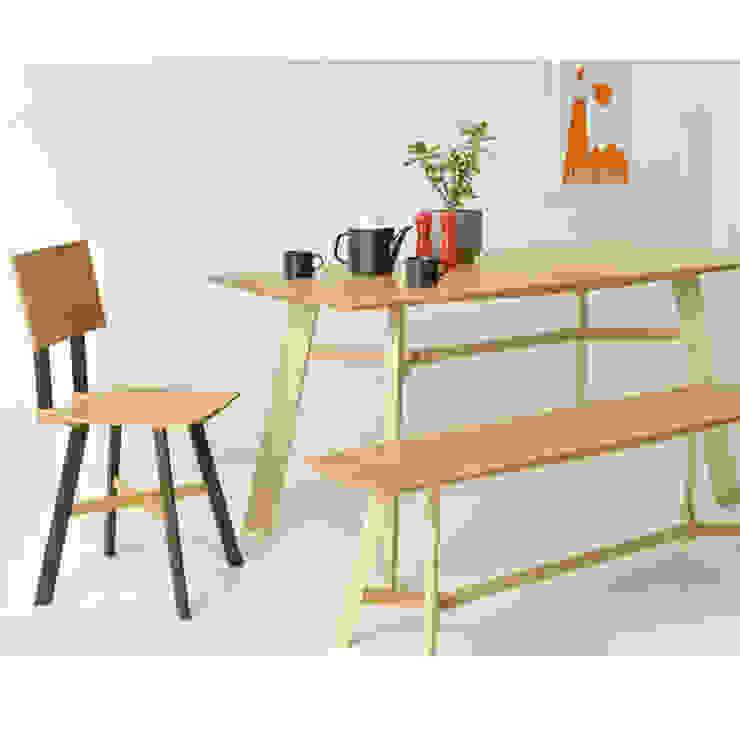 Furniture Comedores minimalistas de Tanti Design Minimalista