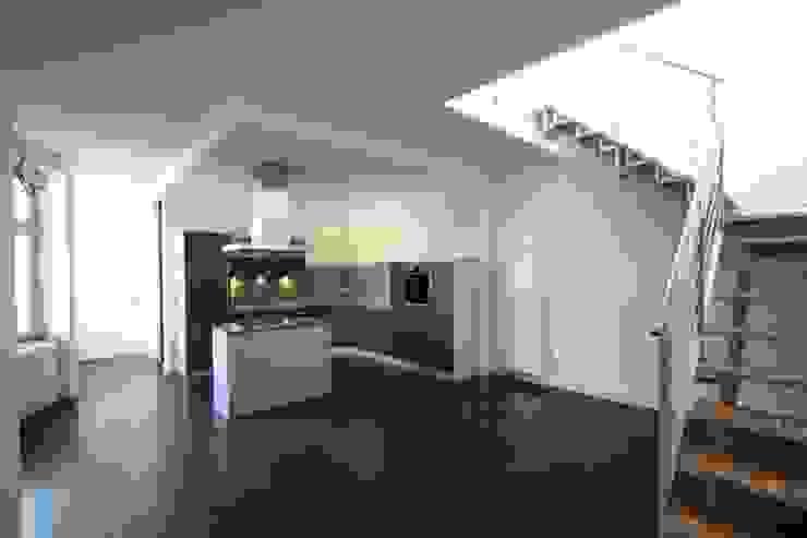 Cozinhas modernas por WAF Architekten Moderno