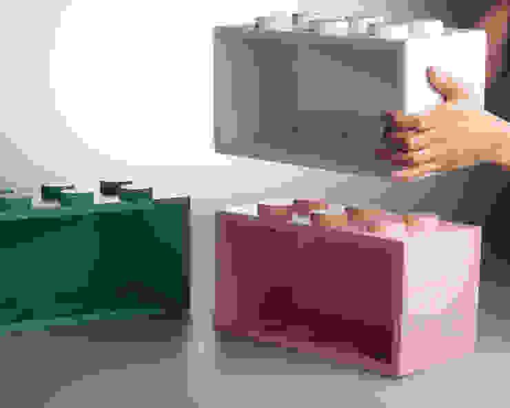 Hogar de estilo  por YU HIRAOKA DESIGN