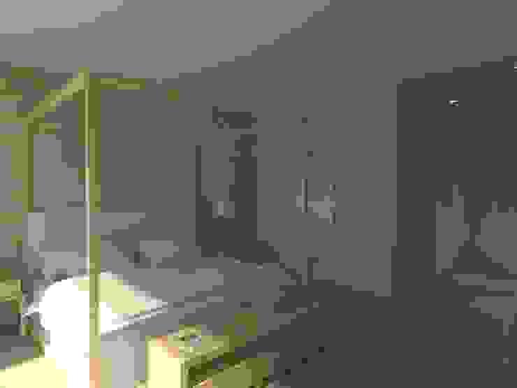 LIGHT BEDROOM Hotel in stile scandinavo di Studio Frasson Scandinavo