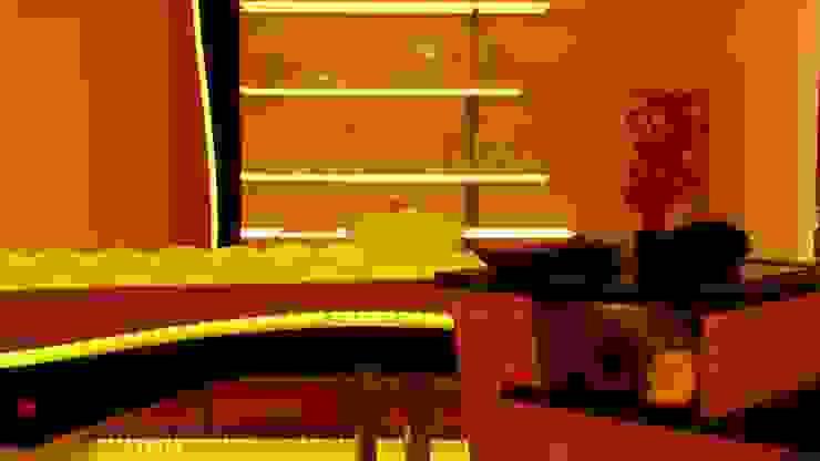 Design by Studio Stefano Pediconi per Iso Benessere di Studio Stefano Pediconi Moderno