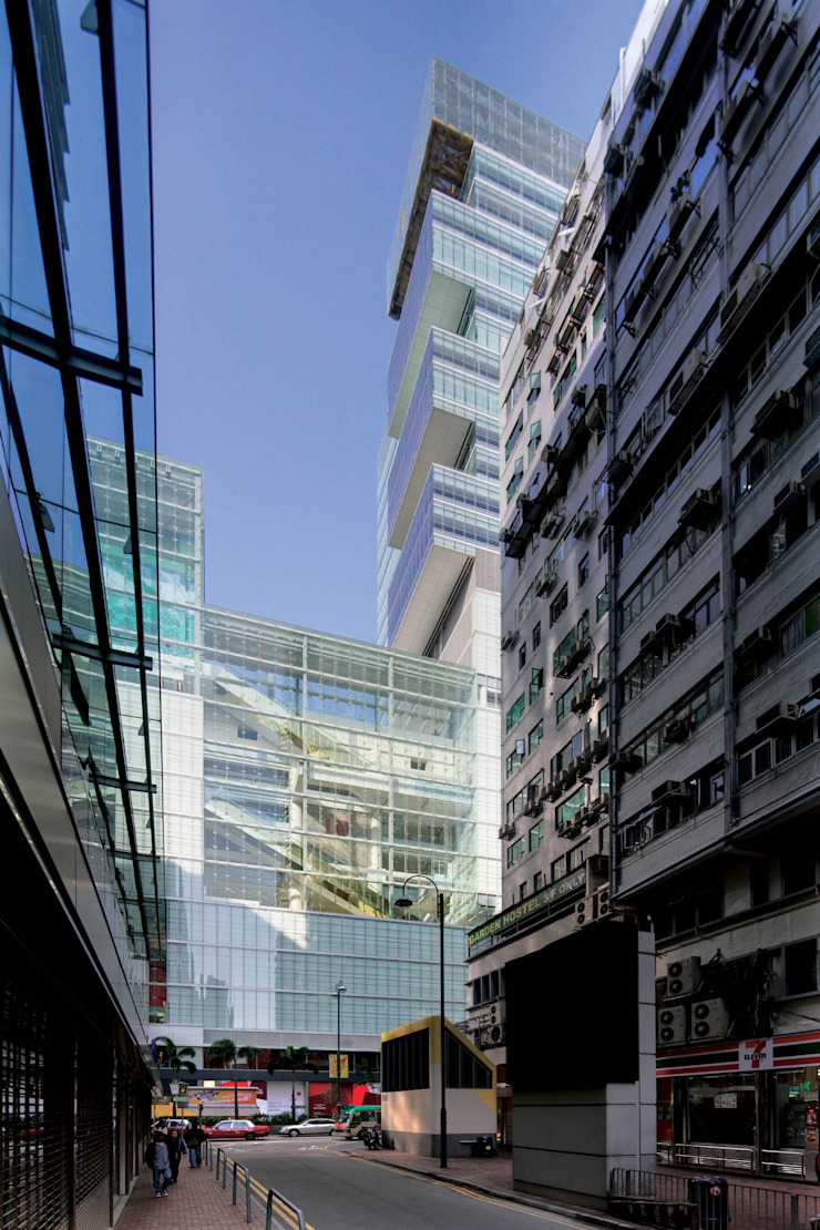 iSQUARE by Rocco Design Architects Limited