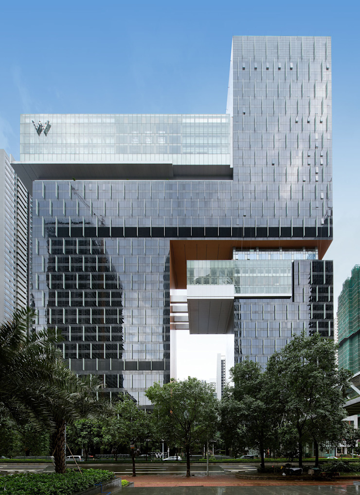 W Guangzhou Hotel & Residences by Rocco Design Architects Limited