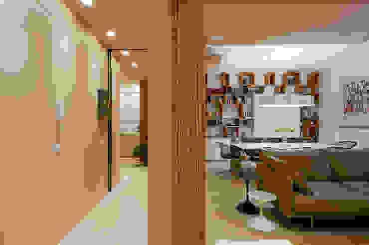 Abitazione privata di esseelle associati   studio di architettura Moderno