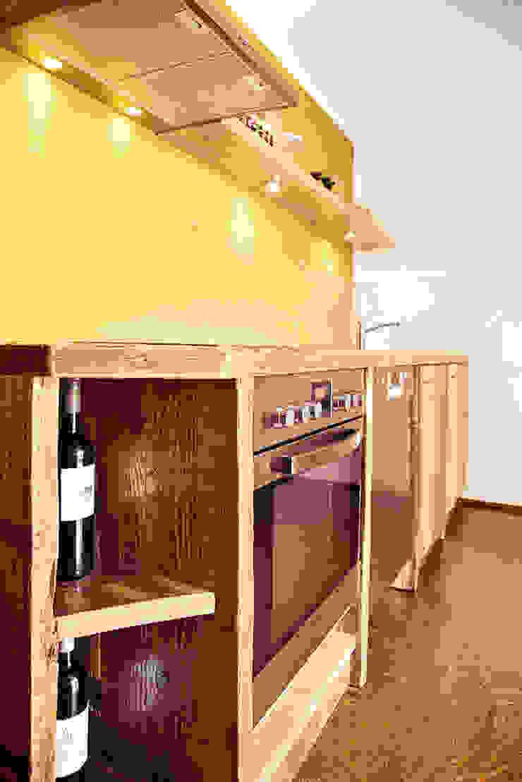 Küchenzeile Rustikale Küchen von edictum - UNIKAT MOBILIAR Rustikal