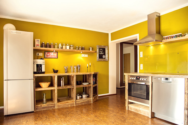 Kitchen by edictum - UNIKAT MOBILIAR,