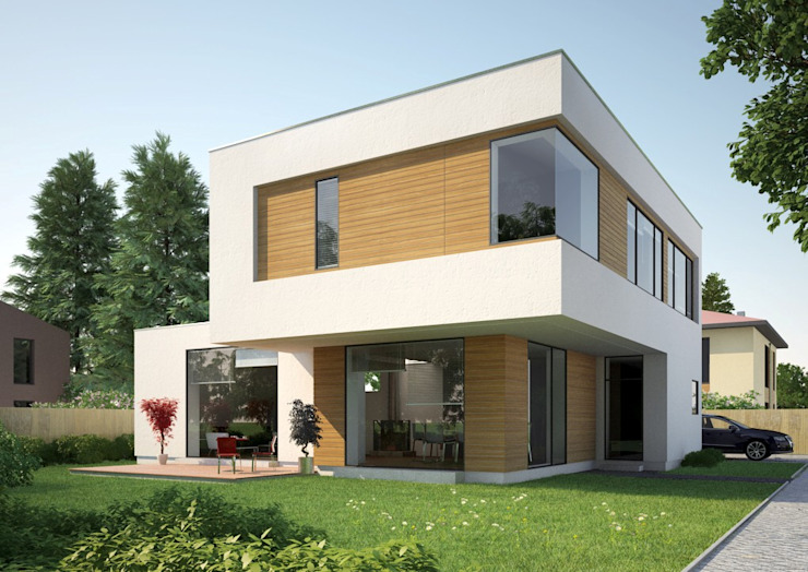 ein Zeichen...: modern  von DHBI Designhaus Berlin GmbH & Co.KG,Modern