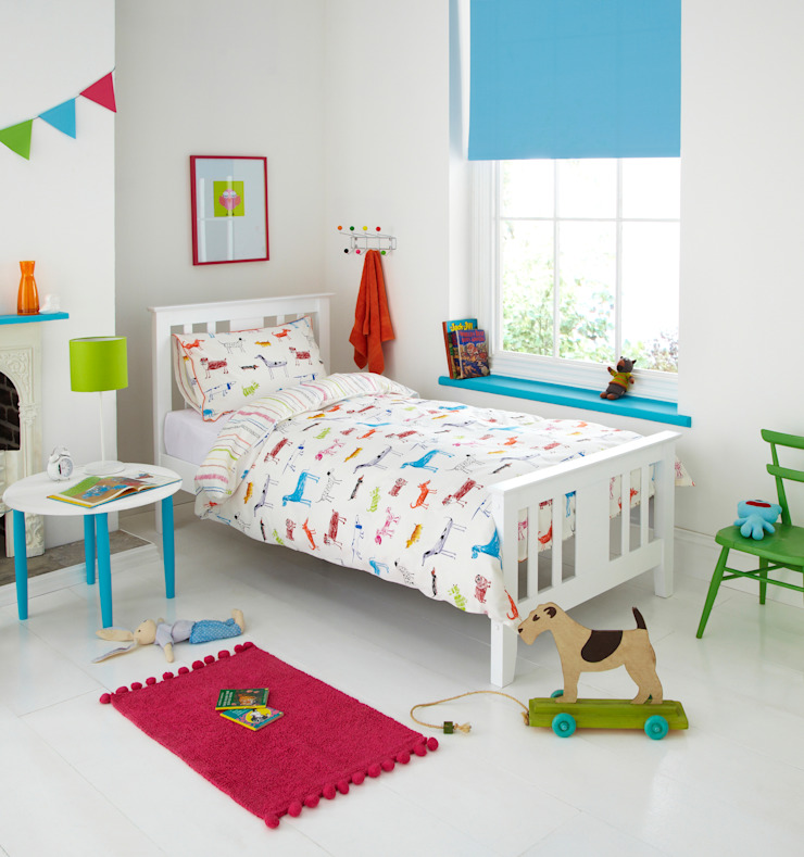 """""""Chumley"""" Children's Bedding: eclectic  by Dandylion Designs, Eclectic"""