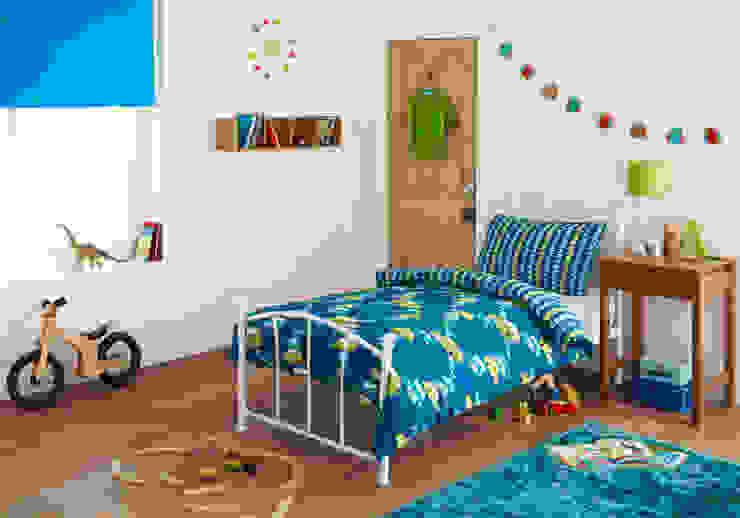 """Aryton"" Children's Bedding: eclectic  by Dandylion Designs, Eclectic"