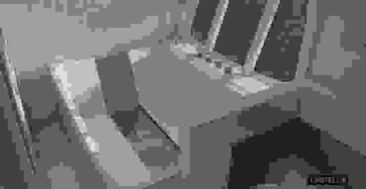Ambientazione yacht di M+design Moderno