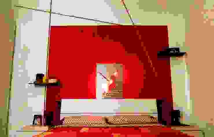 Quadro lampada Mister X di CatturArti design Lab Moderno
