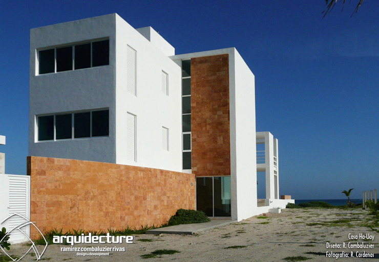 CASA HA-UAY Habitaciones de Grupo Arquidecture