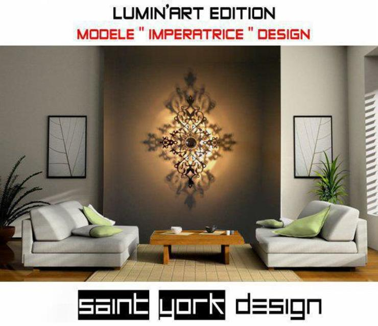 por SAINT YORK DESIGN Moderno