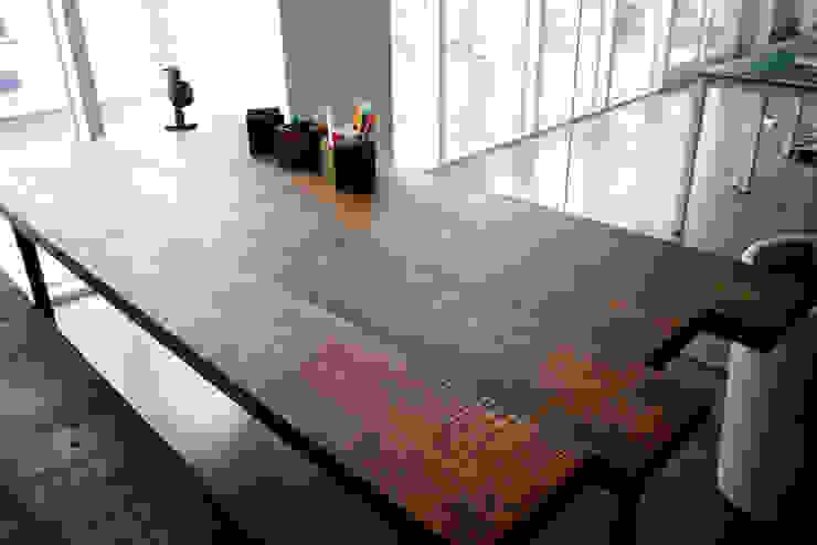 ROMUS 하드우드 파이프 가구 로머스 Study/officeCupboards & shelving