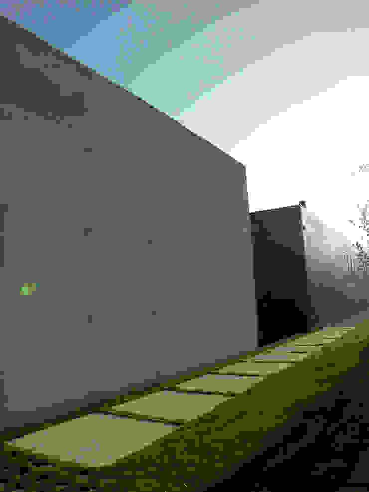 Vivienda Unifamiliar en Amurrio [Araba] ® i2G Arquitectos Casas minimalistas de i2G ARQUITECTOS Minimalista